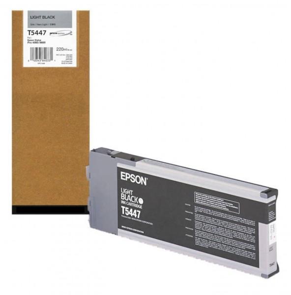 Epson Tinte (T544700) grau für Pro 4000, 9600