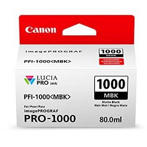 Canon PFI-1000MBK matt-schwarz