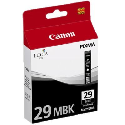Canon Tinte PGI-29MBK matte black