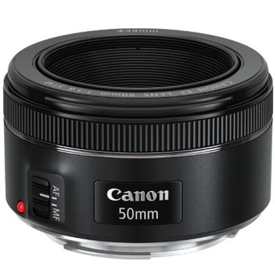 Canon Objektiv EF 1,8/50mm STM