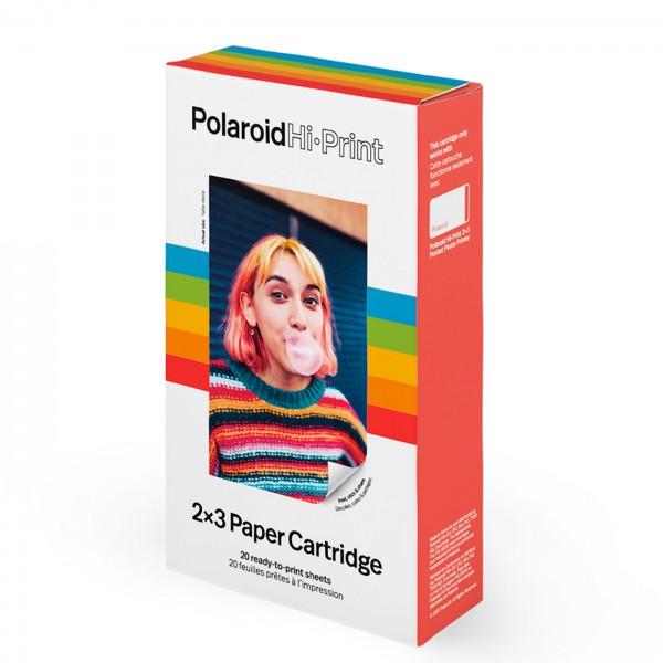 Polaroid Hi-Print 2×3 Paper Cartridge 20 Ausdrucke