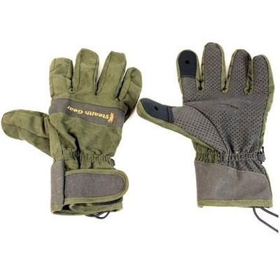 Stealth Gear Handschuhe waldgrün Größe XL