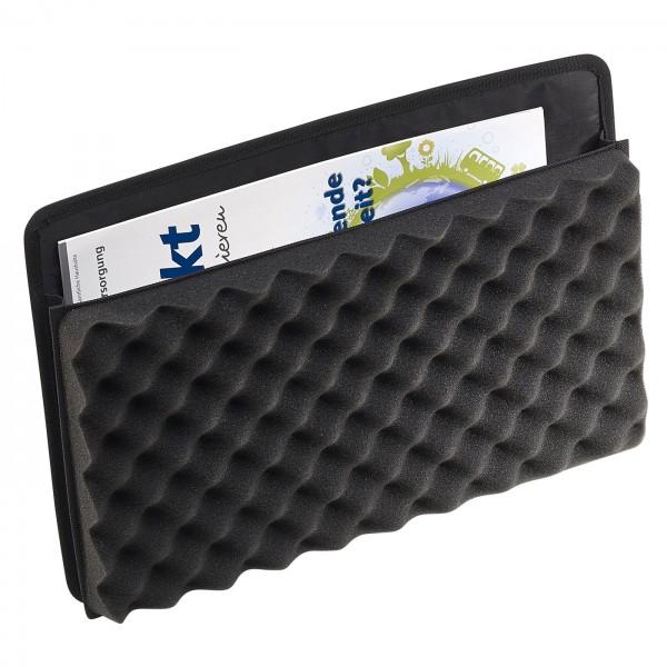 B&W Deckeltasche für Typ 6600