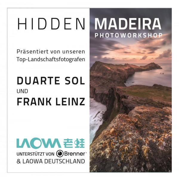 Workshop: HIDDEN MADEIRA