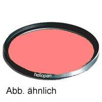 Heliopan Filter Rot hell 62mm