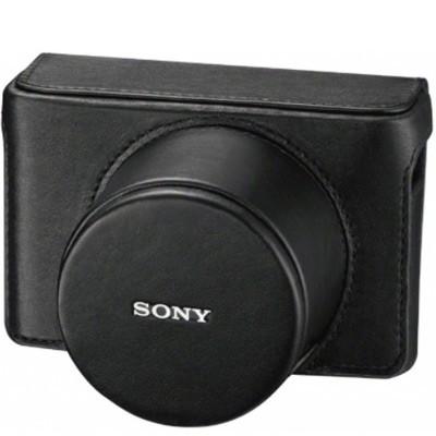 Sony LCJ-RXB gepolsterte Ledertasche