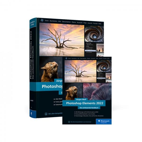 Buch: Photoshop Elements, Das umfassende Handbuch