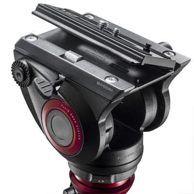 Manfrotto Fluid Videoneiger MVH500AH