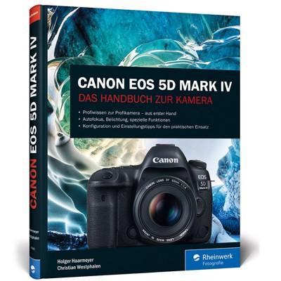 Buch: Canon EOS 5D Mark IV, Das Handbuch z. Kamera
