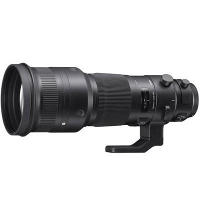 Sigma 4/500 DG OS HSM Sports für Nikon