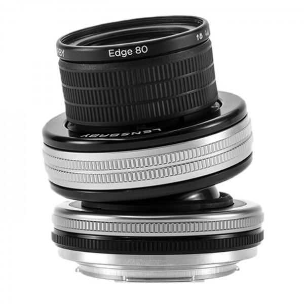 Lensbaby Composer ProII Set+Edge 80Optik f.CanonRF
