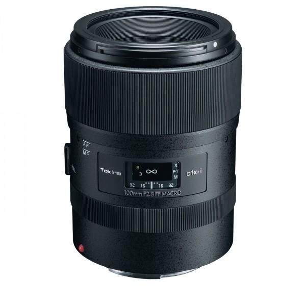 Tokina atx-i 2,8/100 mm FF Macro Canon