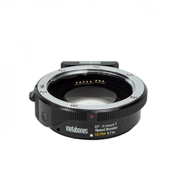 Metabones Speed Booster ULTRA Canon EF an X-Mount