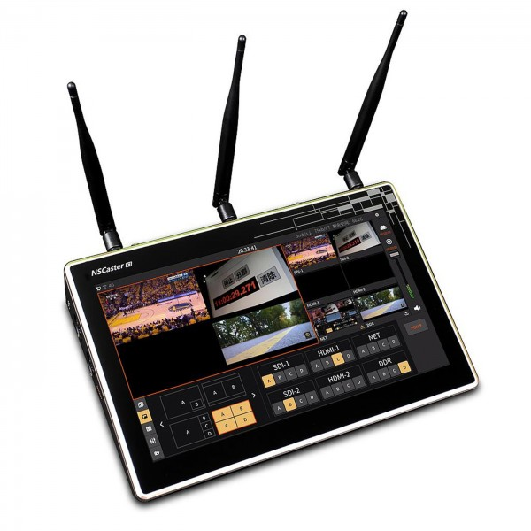 Nagasoft Caster X1 Broadcast/Streaming Tablet
