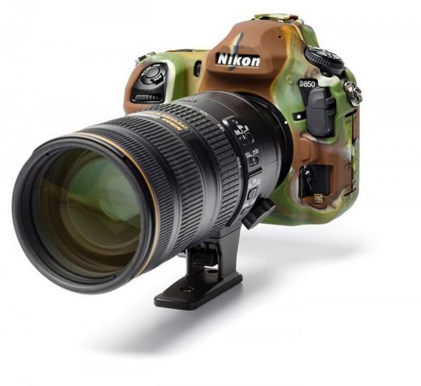 easyCover für Nikon D850, camouflage