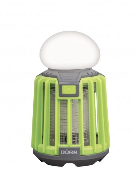 Dörr MX-9 LED Campinglampe Anti Moskito, neongrün