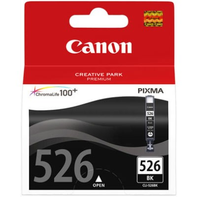 Canon Tinte CLI-526 BK foto-schwarz