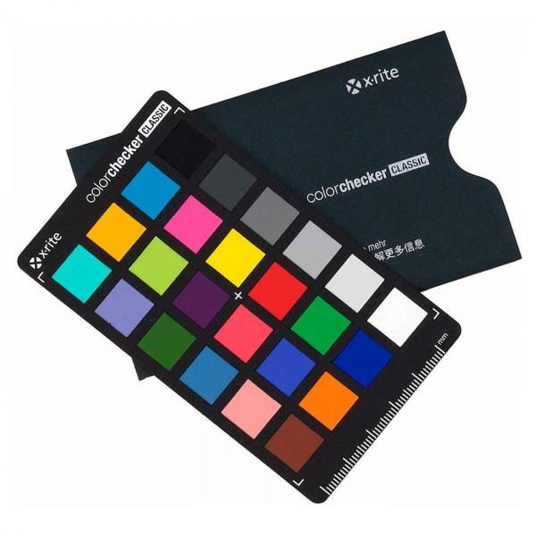 x-rite Mini ColorChecker Classic Farbkarte