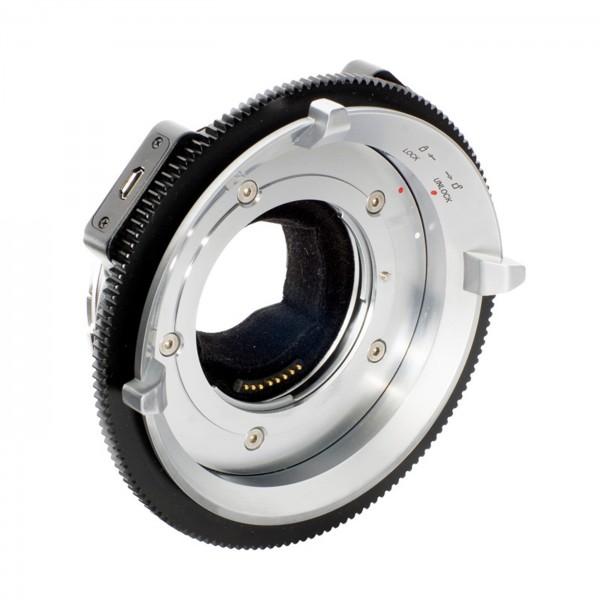 Metabones Canon EF an Sony FZ T CINE Smart Adapter