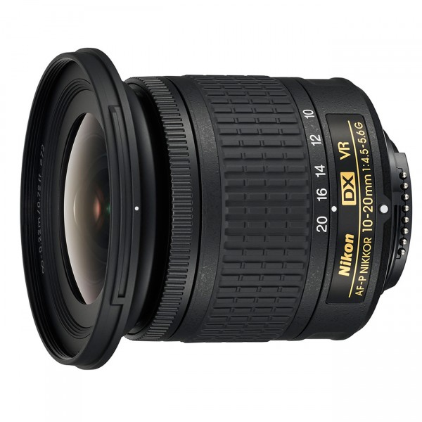Nikon AF-P DX NIKKOR 4,5-5,6/10-20mm G VR