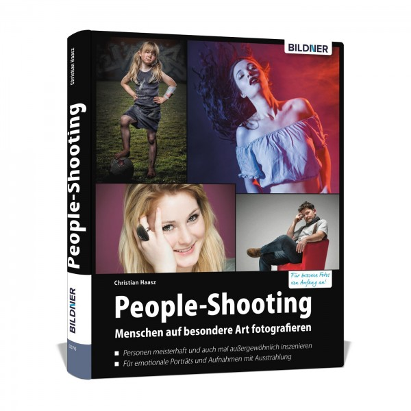 Buch: People - Shooting