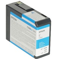 Epson Tinte cyan 80ml (T5802)