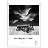 Hahnemühle PhotoRag UltraSmooth, A3+, 25 Bl. 305g.