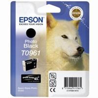 Epson Tinte (T0961) photo schwarz für R2880