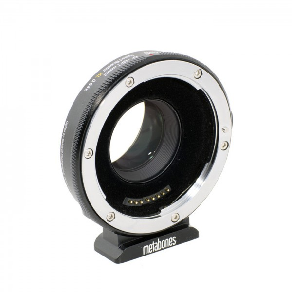 Metabones Speed Booster XL Canon EF an MFT T 0,64x