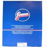 Foma brom Variant Barytpapier 30x40 50Bl. halbmatt