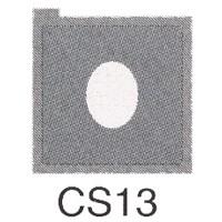 Cromatek Colorspot oval w. grau ND4 CS13