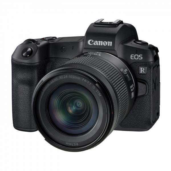 Canon EOS R Kit mit RF 24-105mm F4-7.1 IS STM