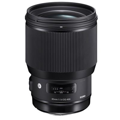 Sigma 1,4/85 DG HSM Art für Canon
