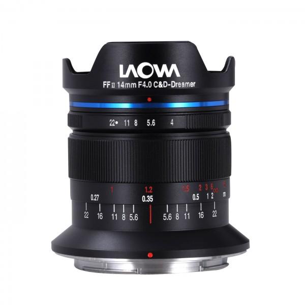 LAOWA 14mm f/4 FF RL Zero-D für Nikon Z #