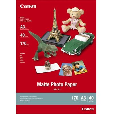 Canon MP-101 Foto-matt, 170g, 40 Bl. DIN A3
