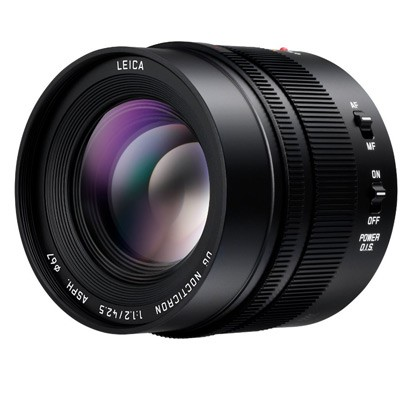 Leica DG Nocticron 1,2/42,5 mm ASPH. für MFT