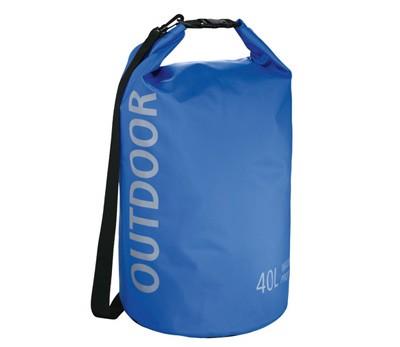 Hama Outdoortasche 40 Liter blau