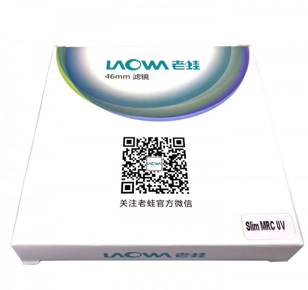 LAOWA MC UV Filter slim 46mm