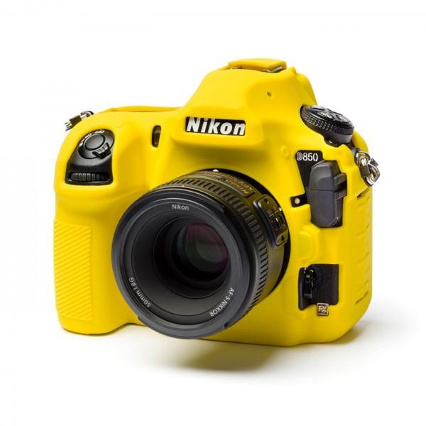 easyCover für Nikon D850, gelb