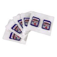 Hama Selbstklebende Hüllen für SD-Karten, 5er-Pack