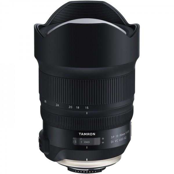 Tamron SP 2,8/15-30 mm Di VC USD G2 Nikon F