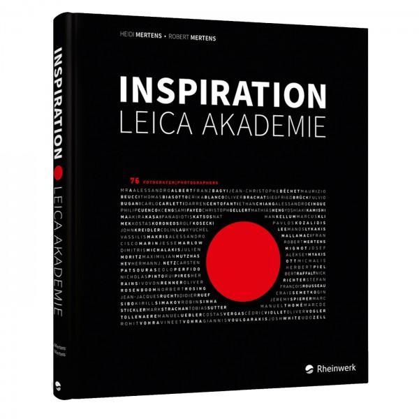 Buch: Inspiration LEICA AKADEMIE