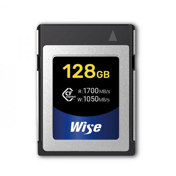 Wise CFexpress 128GB Speicherkarte