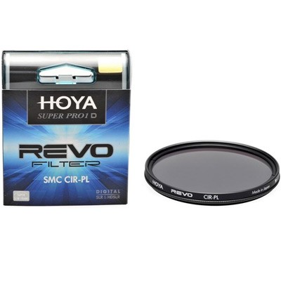 Hoya REVO SMC Pol zirkular 55mm
