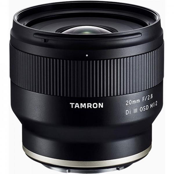 Tamron 2,8/20mm Di III OSD M 1:2 für Sony E