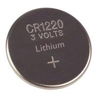 Varta Lithium Batterie CR 1220 3V