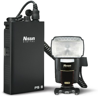 Nissin Power Pack PS8 Nikon