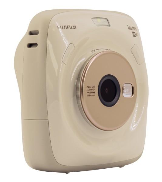 Fuji Instax SQUARE SQ20 beige, Sofortbildkamera