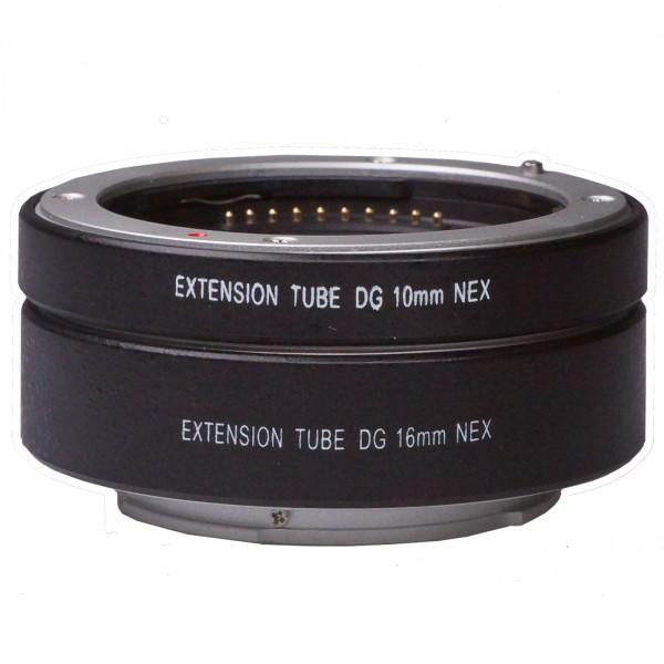 B.I.G. Auto-Zwischenring-Set Sony E 10+16mm
