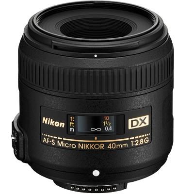 Nikon AF-S DX Micro NIKKOR 2,8/40mm G